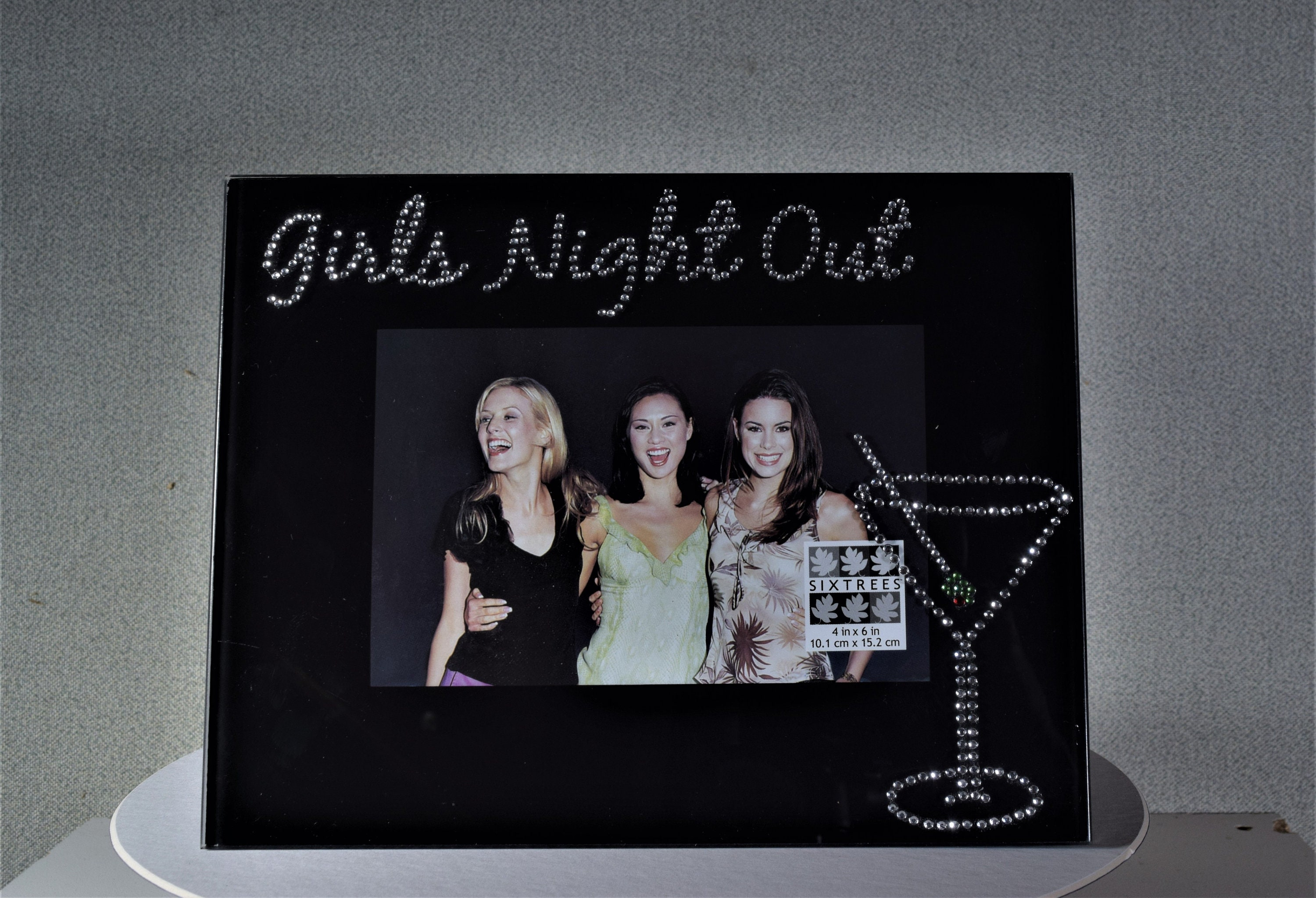 4x6 Photo Frame Girls Night Out from FrameTowne on Etsy Studio