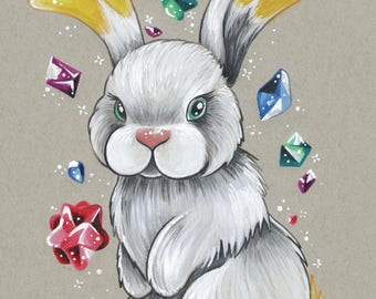 Super Mario Galaxy Bunny