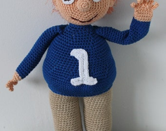 crochetpattern King Koos