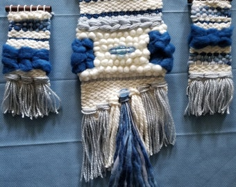 Decorative Weaving Trio