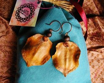 Jacaranda Earring-Jacaranda Earrings