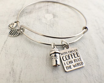 Coffee Lover Bangle