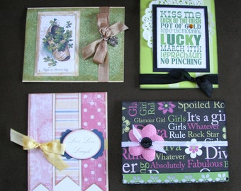 February 2012 Handmade Card Kit