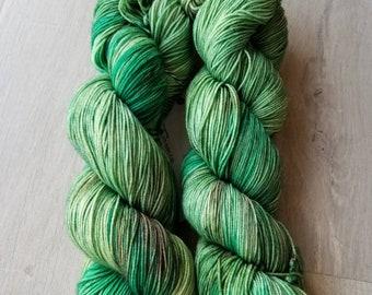 Woodsy Merino Sock DYED TO ORDER