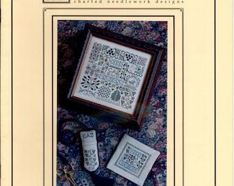 The Drawn Thread: The Treasure Box, Treasure Keeper & Needle Book - Cross Stitch Kit