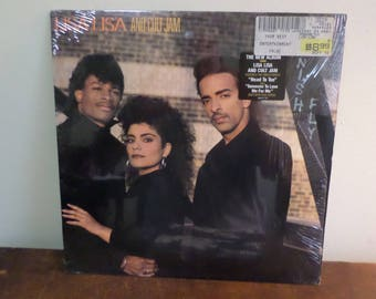 Vintage 1987 Vinyl LP Record Lisa Lisa & Cult Jam Spanish Fly Excellent Condition In Shrink 15028