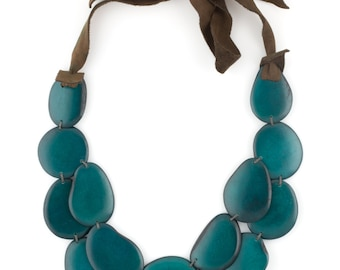 shop tagua museum necklace detroit image of waterfall institute multi arts