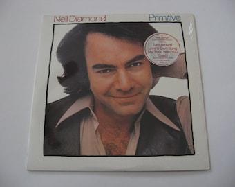 Neil Diamond - Primitive - Circa 1984