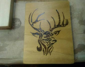 Tribal Buck
