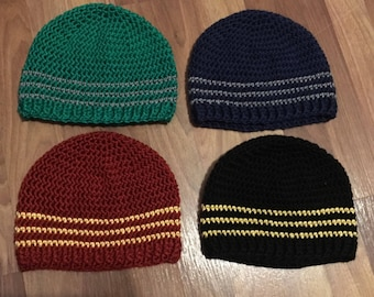 Harry Potter inspired beanies
