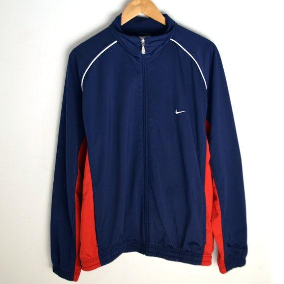 Homme Nike Vintage Veste Survêtement Xl Haut Z4pwrzq fCAna