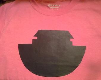 Chalkboard T-shirt, Noah's Ark