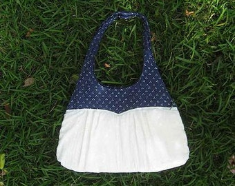 Dual Toned Shoulder bag, Tote, Leisure, Cotton, Hobo, Messenger, Diaper.