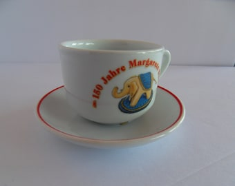 Steiff cup and saucer made in Germany 2530