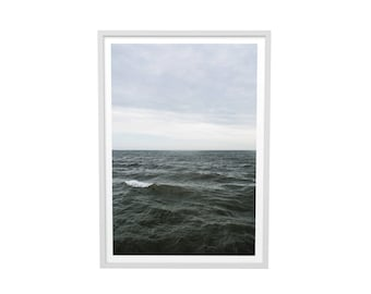 Wave of the North Atlantic Print