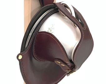 Brown and Green Tea cup Holster