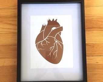 Organ  Series - Art Print