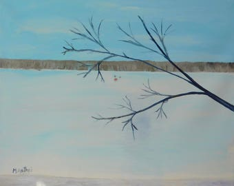 Fish Shanties on Crooked Lake