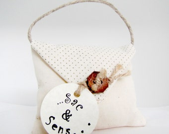 Scented sachet from Sac & Sens Collection