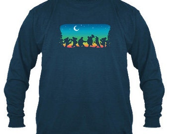 Grateful Dead Moondance Longsleeve T-shirt