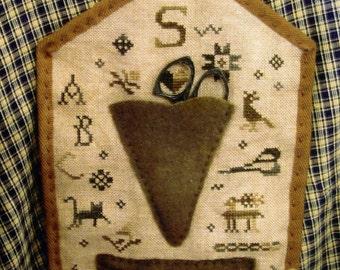 Stitching Necessaire (Cross Stitch Pattern)