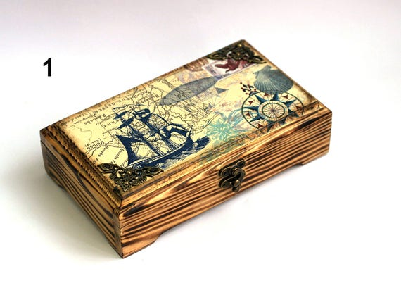 Cash box money box wood box jewelry box wood money box saving like this item reheart Images
