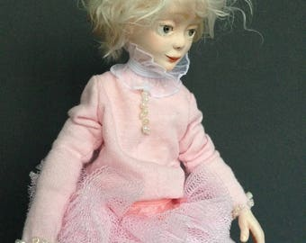 OOAK Art dolls. Dolls.Handmade dolls. Art. Кукла.. Кукла ручной работы.