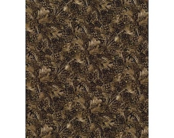 patchwork fabric autumn leaves 911woods