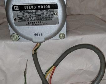 Electric motor, Honeywell