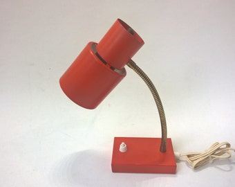 SALE! vintage mid-century Hala Dutch Design desk lamp/ table lamp