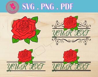 rose svg, roses svg, rose svg file, rose svg files for cricut, rose graphics file, roses svg file, flower svg, flower svg file, valentines