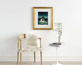 Married to the Sea . giclee art print