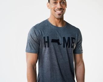 T-Shirt - Massachusetts HOME Men's Tee