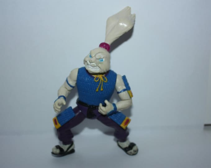 Teenage Mutant Ninja Turtles TMNT USAGI YOJIMBO Action Figure 1989 Playmates