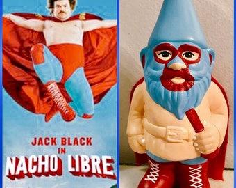 Nacho libre gnome