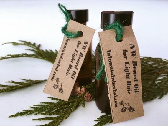 Hair and Beard Oil - Northwest Woods Hair Oil