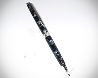 Streamline ballpoint pen-Vintage Cellulose-Acetate