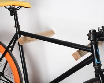 Dublin - Bike wall mount / bike storage / bike holder / Natural
