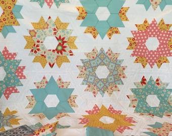 Daybreak quilt Kit