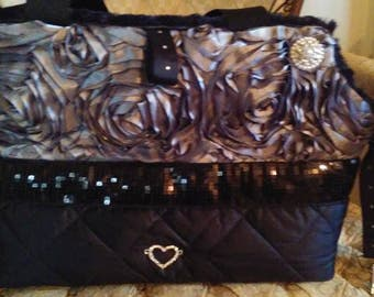 Luxurious Carrying Bag - Pet carrier