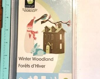 Cricut Winter Woodland Cartridge - New