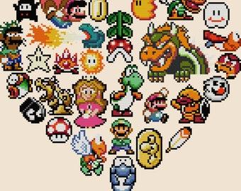 Love Is...Super Mario World