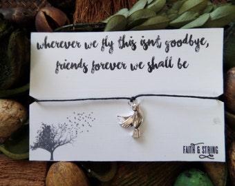 Long Distance Friendship Bracelet