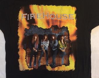 1991 Firehouse tee