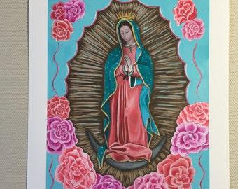 Virgen de la Guadalupe