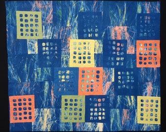 Inside Out Art Quilt