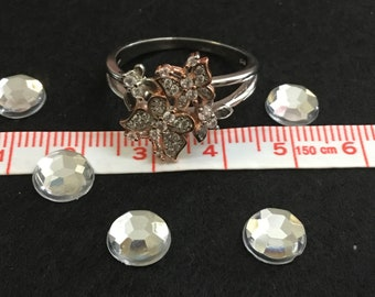 Butterfly ladies ring