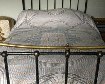 1930s Art Deco Bedspread