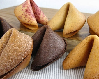 Bulk Sprinkled Fortune Cookie