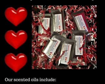 Personal Massage Oils featuring 100% pure Emu OIl